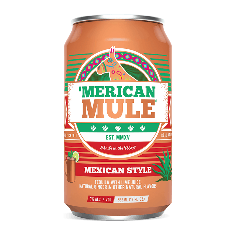 Merican Mule Mexican Style