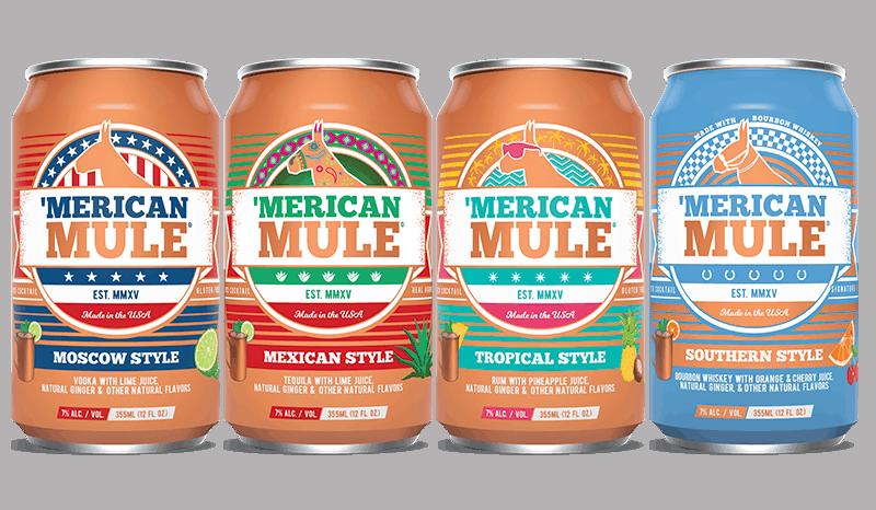 Merican Mule MixPack