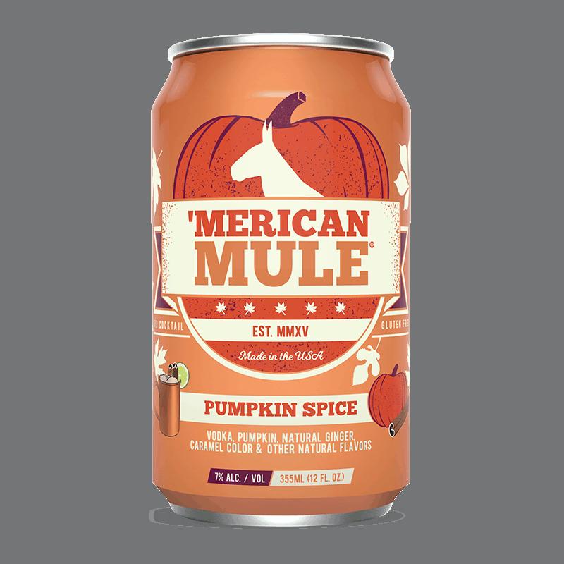 Merican Mule Pumpkin Spice