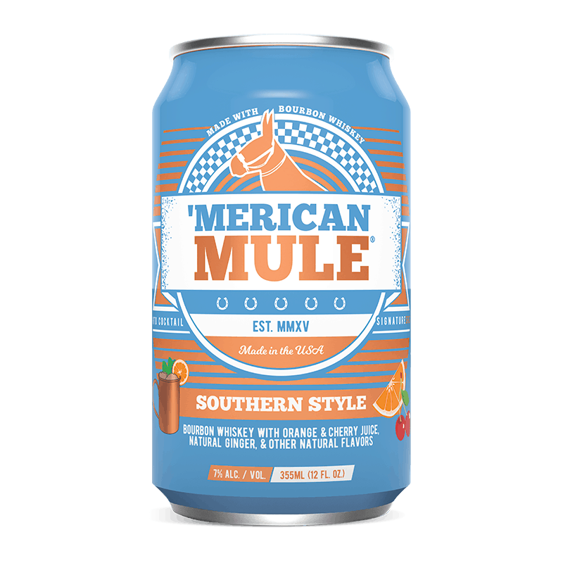 Merican Mule Southern Style
