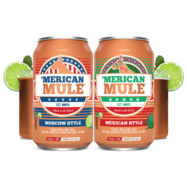 Moscow Mule Style and Mexican Style