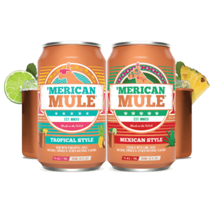 Tropical Style and Mexican Style in a Can