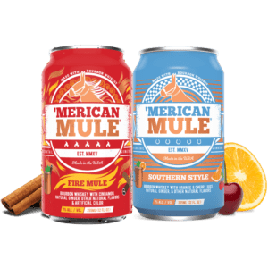 Fire Mule and Southern Style in a Can
