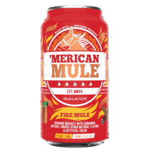 Fire Mule in a Can