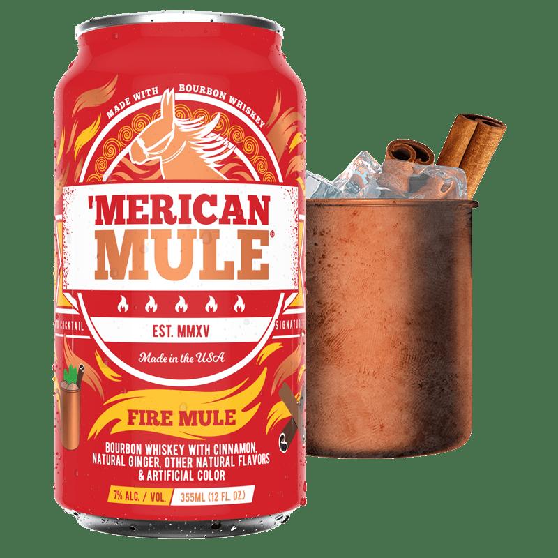 Fire Mule Pack