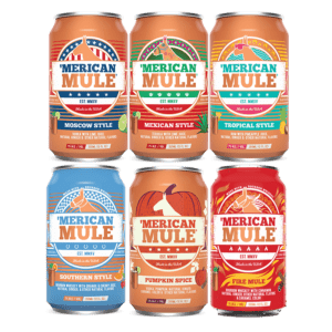 Merican mule in a can MixPack
