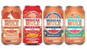 Merican Mule seasonal pack