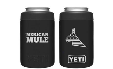 Merican mule in a can